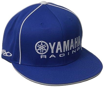 8b3c7e6c916 Amazon.com  Factory Effex 12-88072 Yamaha Racing  Flex-Fit Hat (Blue ...