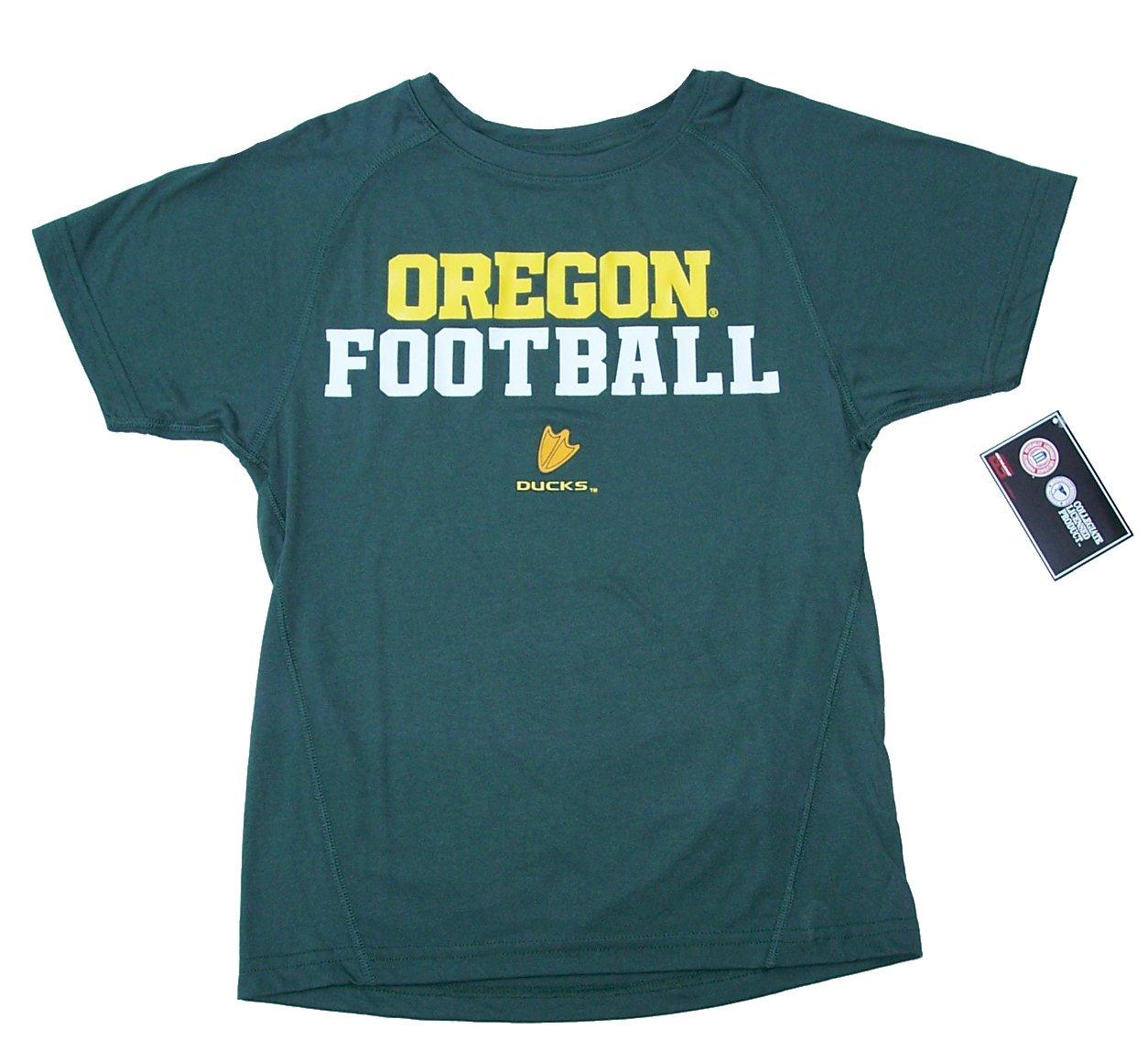 人気の春夏 Oregon Ducks Football Youth Small ( ( 8 )半袖NCAA本物のパフォーマンスシャツ Football Youth – グリーン&ゴールド B0155KEPO6, ナオカワソン:f8d95abe --- a0267596.xsph.ru