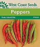 Pepper Seeds - Thai Dragon