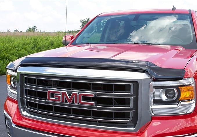Auto Ventshade 25054 Bugflector II Dark Smoke Hood Shield for 2015-2018 Chevrolet Colorado