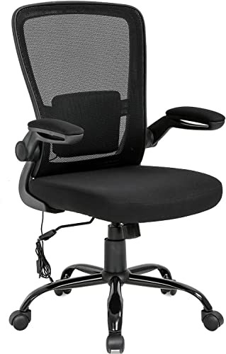 Home Office Chair Ergonomic Desk Chair Mesh Computer Chair Swivel Rolling Executive Task Chair