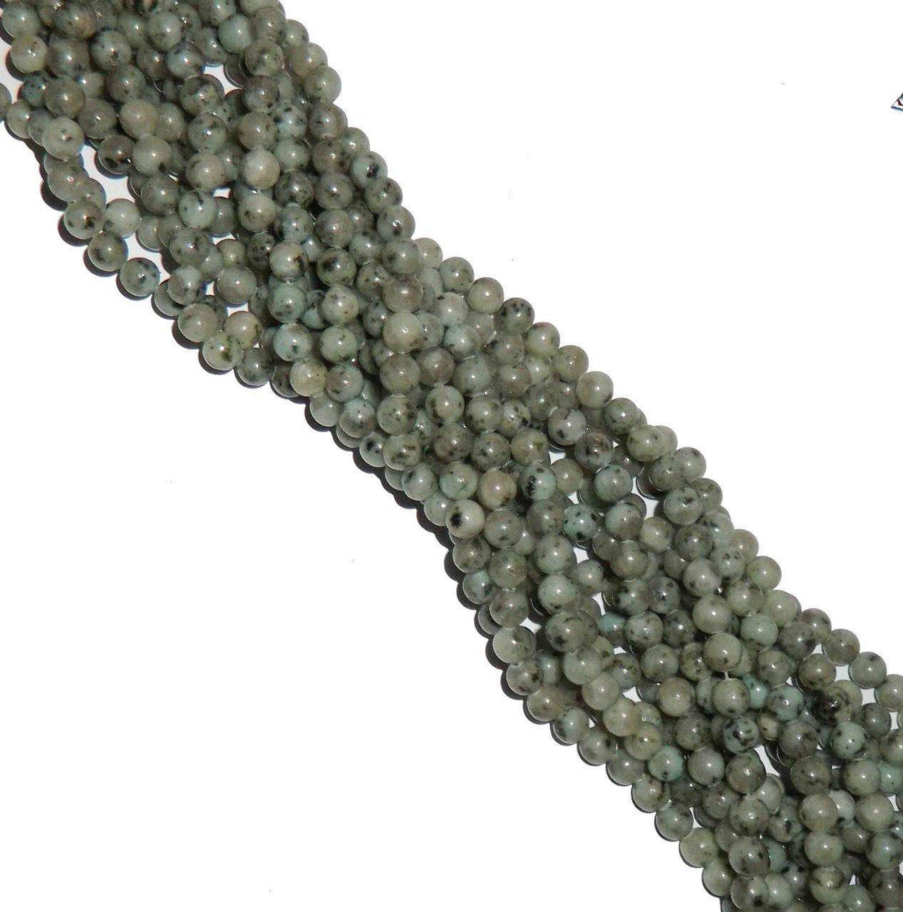 """16mm MagnesiteWhite Buffalo  Round Beads 40cm 15/""""  Stone"""