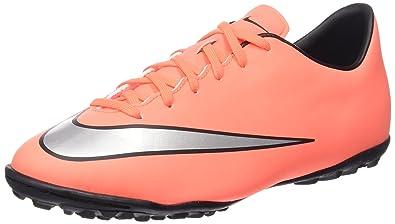 23510600f Nike Kids Jr Mercurial Victory V Tf Brght Mng/Mtllc Slvr/Hypr Trq Turf