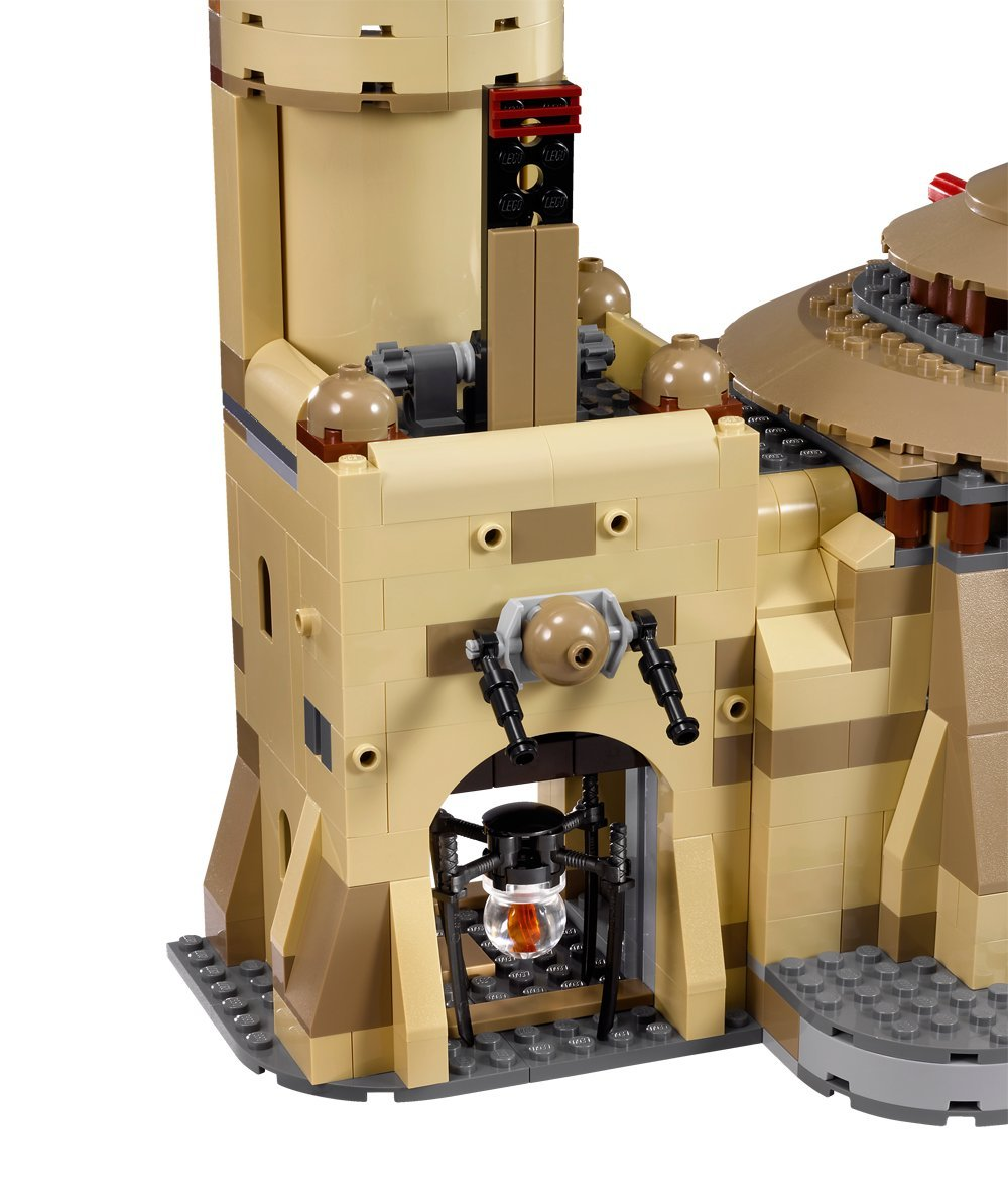 LEGO Star Wars Jabbas Palace Lego Star Wars Amazoncouk - 25 2 lego star wars minifigures han solo han in carbonite blaster