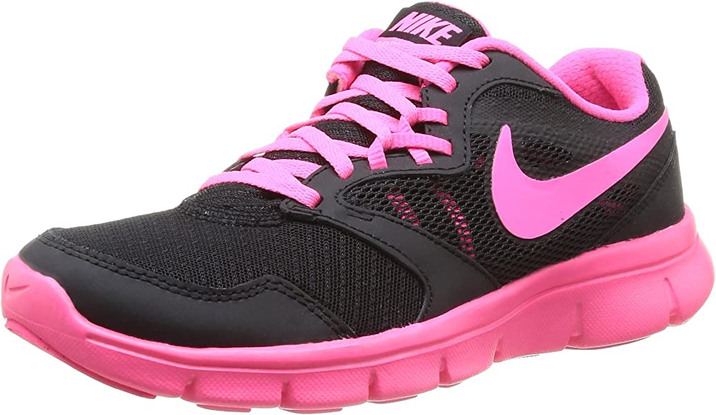 Nike Flex Experience 3 Run Girls Running Shoes (5 M US Big Kid 028ca8ef5
