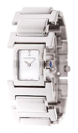 Bracelet 03 FemmeEn Montre Iceberg Ic0505 Pour Acier oedBrWCx