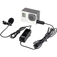 BOYA BY-GM10 omnidireccional lavalier micrófono de condensador