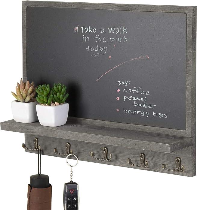 The Best Chalkboard Calendar Wood Wall Decor