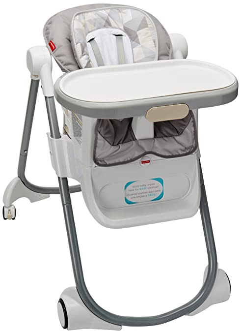 c0a4916c4 Fisher-Price Baby Gear Silla Alta de Lujo 4 en 1: Amazon.com.mx: Bebé