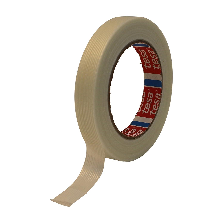3//4/in TESA 53317/Economy Grade Filament Bande de maintien Translucide X 60/Yds.