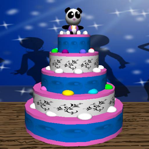 Cake Designer 3D (Lemon Layer Cake)