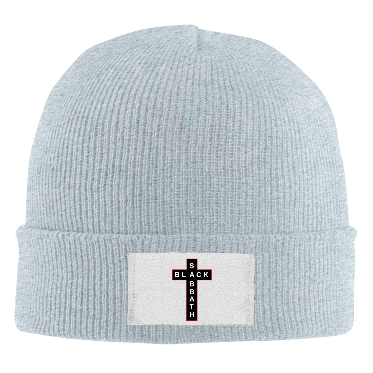 Stretchy Cuff Beanie Hat Black Dunpaiaa Skull Caps 31181821/_944 Winter Warm Knit Hats