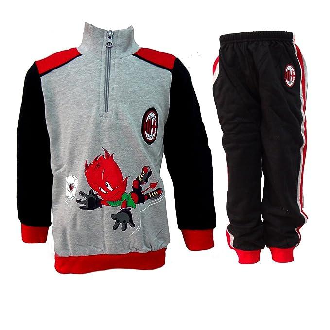 felpa AC Milan ufficiale