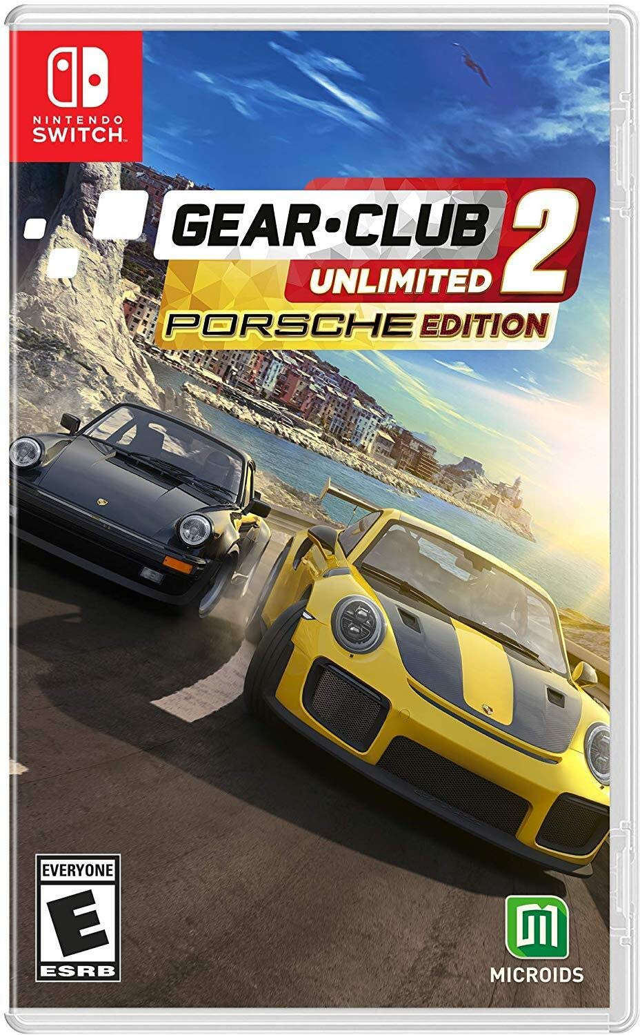 Gear Club: Unlimited 2 Porsche Edition for Nintendo Switch USA ...