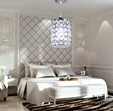 Broadway Silver Classic Crystal Chandeliers Modern
