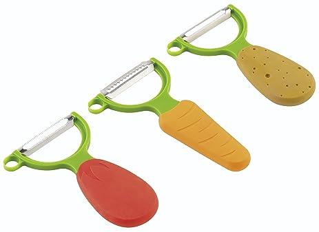 Kuhn Rikon Vegetable Peelers 20403 , Set Of 3