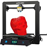 ANYCUBIC MEGA X 3D Printer, Large Metal FDM 3D Printer with Patented Heatbed and 1kg PLA Filament, Build Size 11.81in(L) X 11