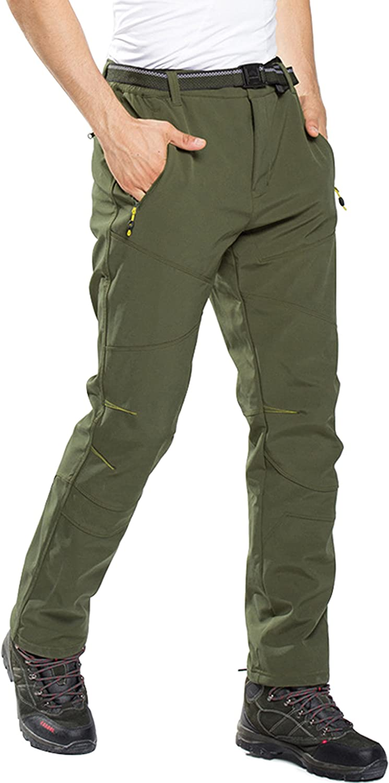 Pantalones De Trekking Hombre Pantalon Softshell De Montana Mujer Pantalones Impermeables A Prueba De Viento Ropa Deportes Y Aire Libre