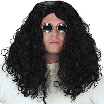 Fun World 141602 Disc Jockey Wig (peluca)