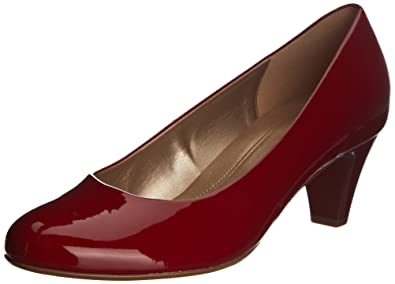 Gabor Vesta P, Damen Pumps, Rot (Red) , 36 EU (3 UK)  Amazon.de ... 9825d93e8d