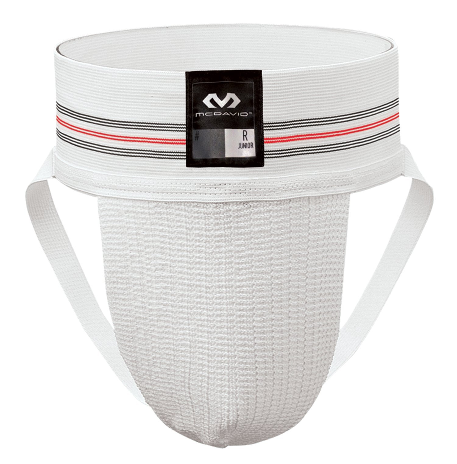 McDavid 3110 Classic Two Pack Athletic Supporter, White, XX-Large by McDavid