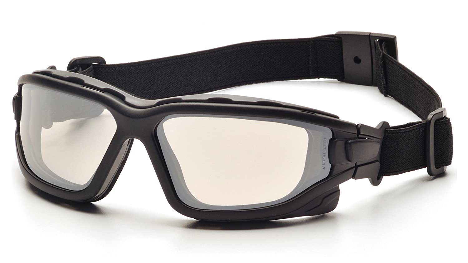 Pyramex i-force Sporty Dual pane anti Fog Lens Goggle colore: Giallo Pyramex Safety