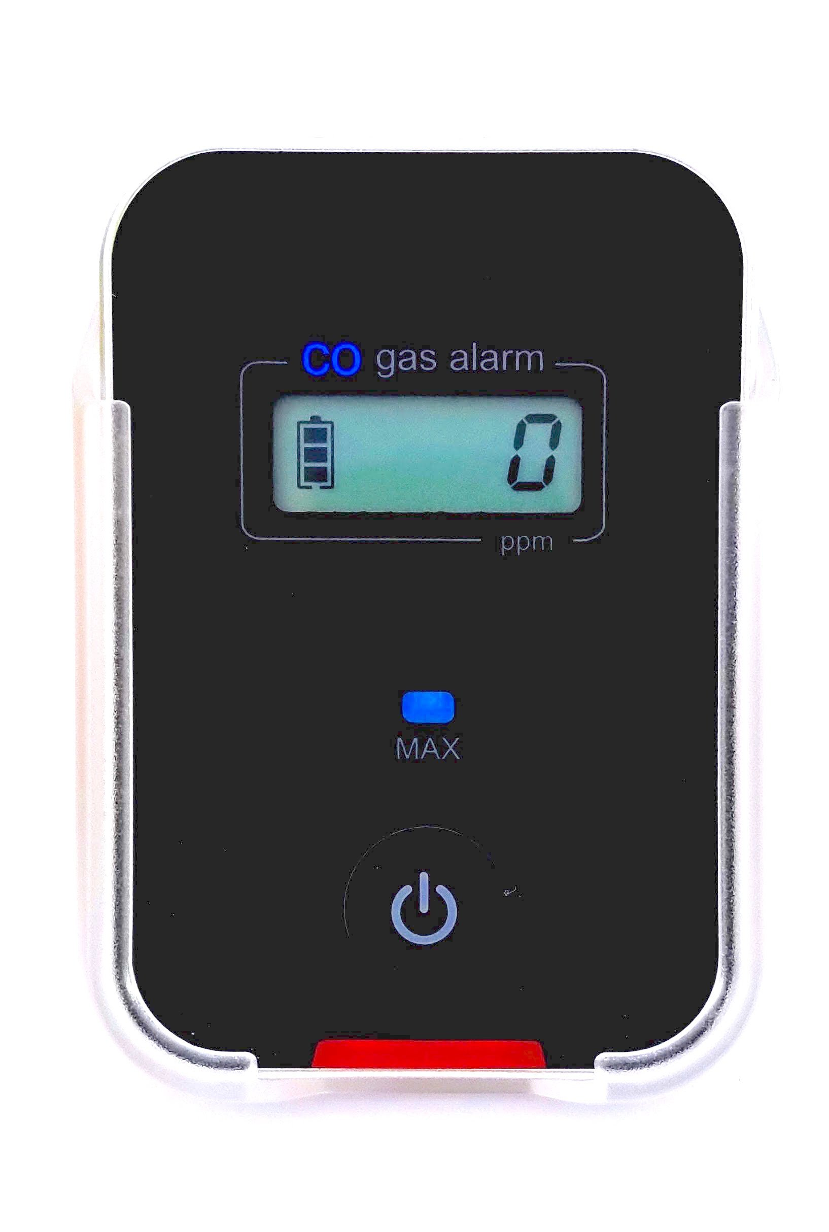 Car, Vehicle, Aircraft Carbon Monoxide CO Detector by Forensics | Fast Low-Level 9ppm Alarm | Vehicles, Police, Pilots, Travel, Bus, Trucks | Metal Body, Small 2oz | by FORENSICS DETECTORS