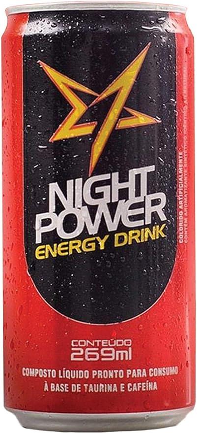 Energético Night Power Indaiá 269ml por Night Power