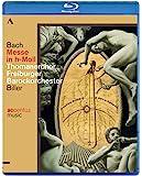 Bach: Mass In B Minor [Thomanerchor Leipzig, Freiburger Barockorchester, Georg Christoph Biller] [Blu-ray] [2014]