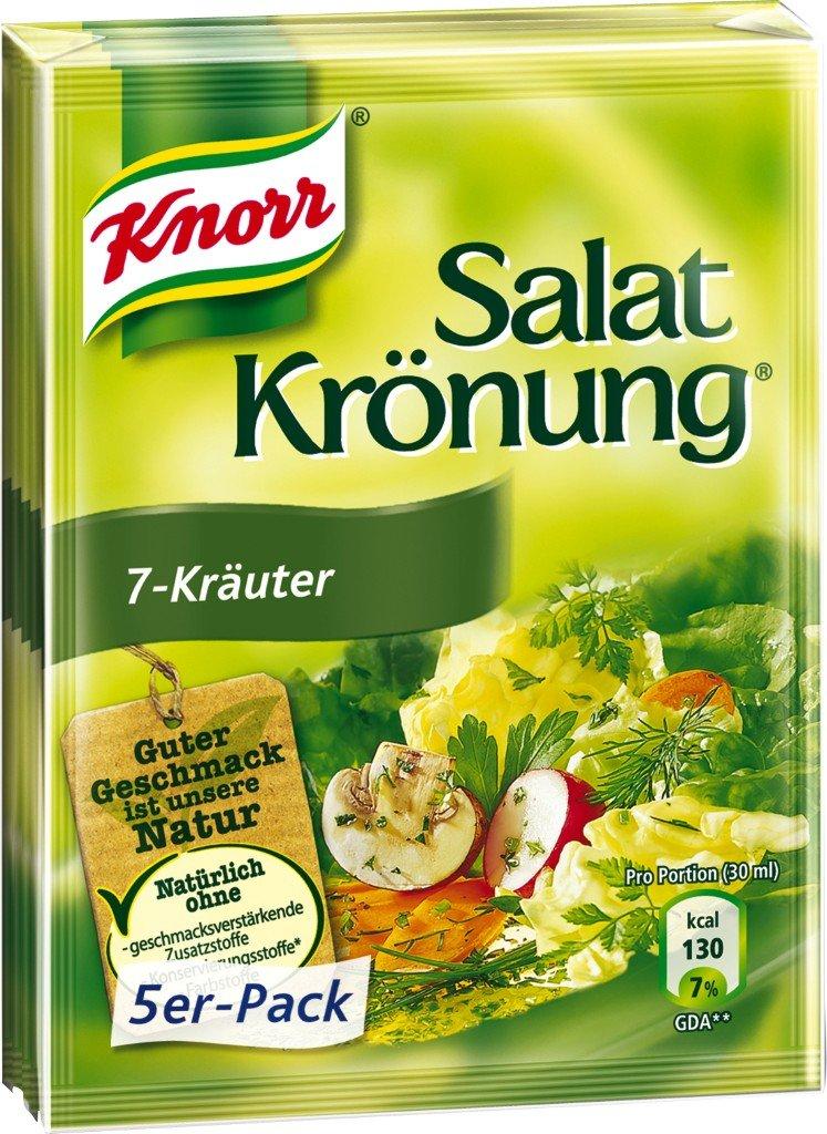 Knorr 7 Krauter Salad Dressing - 5 pcs
