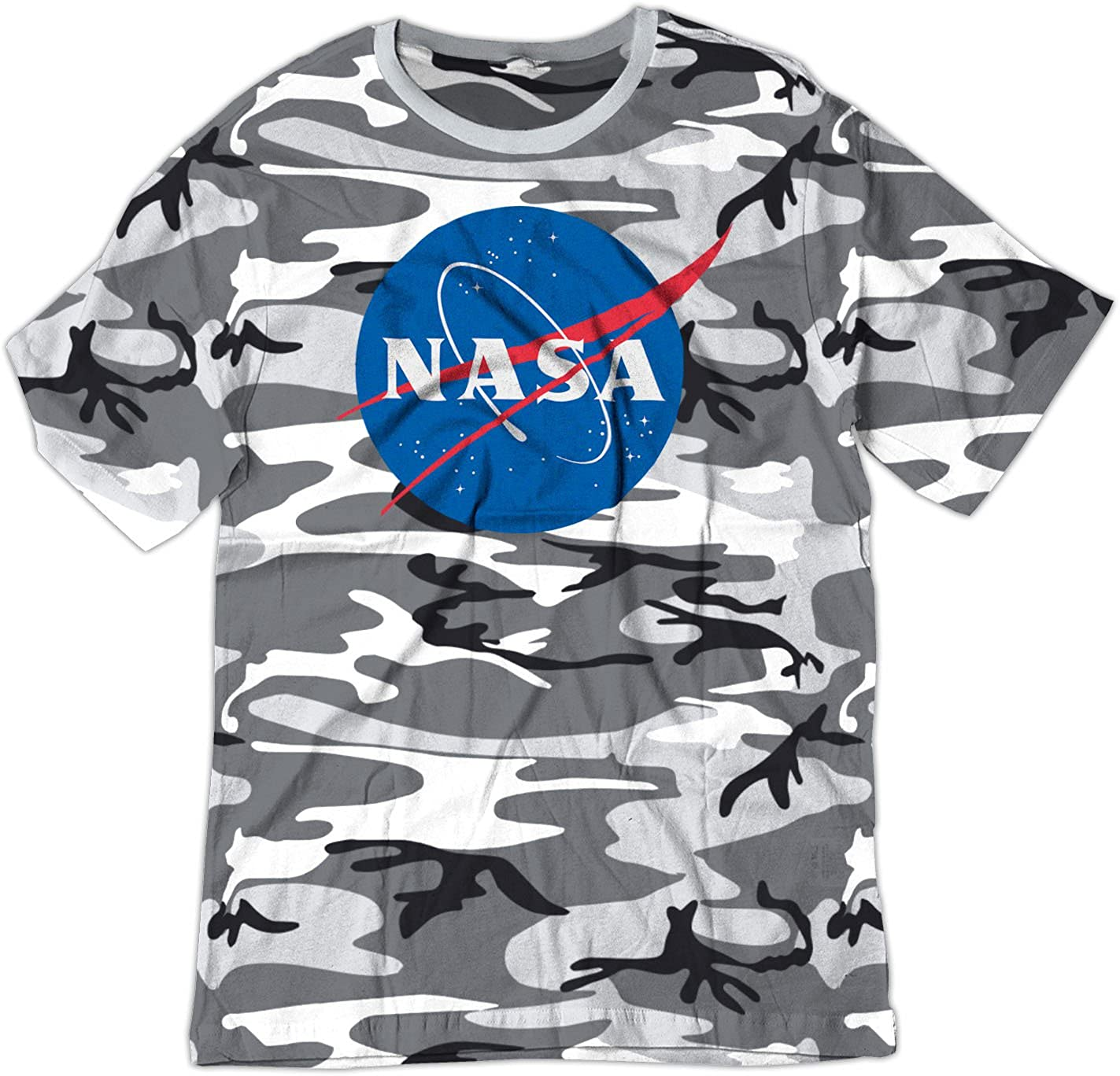 BSW YOUTH Nasa Space Astronomy Shirt 1072-2Y