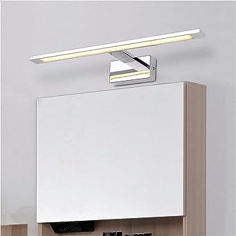 Espejo de baño WC lisafeng lámparas LED de luz de espejo ante el espejo lámpara WC