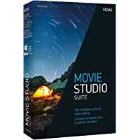 Movie Studio 14 Suite|Standard|1 Device|Perpetual License|PC|Disc