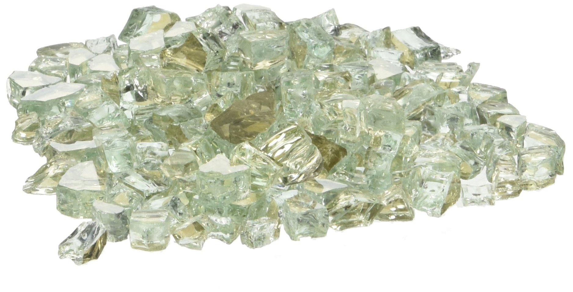AZ Patio Firepit Reflective Glass, 20 lb, Crystal by Hiland