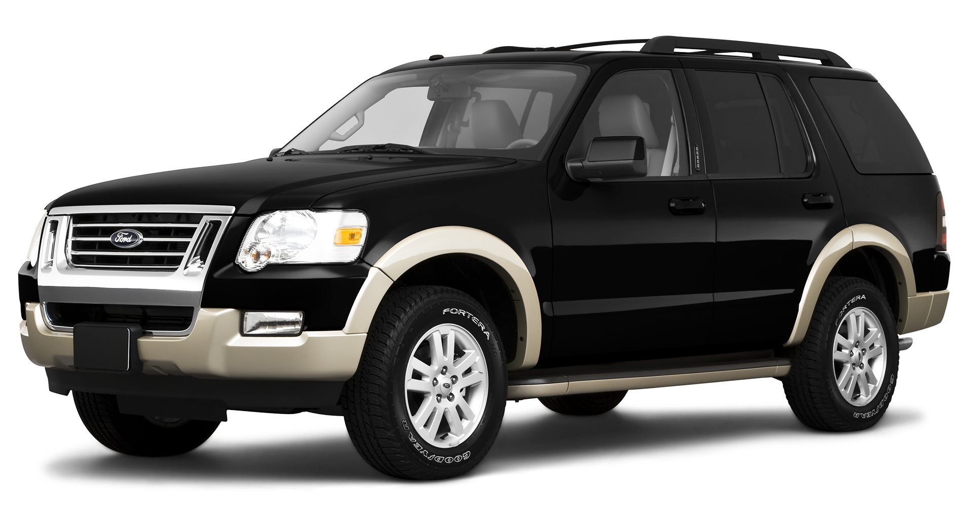 2010 ford explorer reviews images and specs. Black Bedroom Furniture Sets. Home Design Ideas