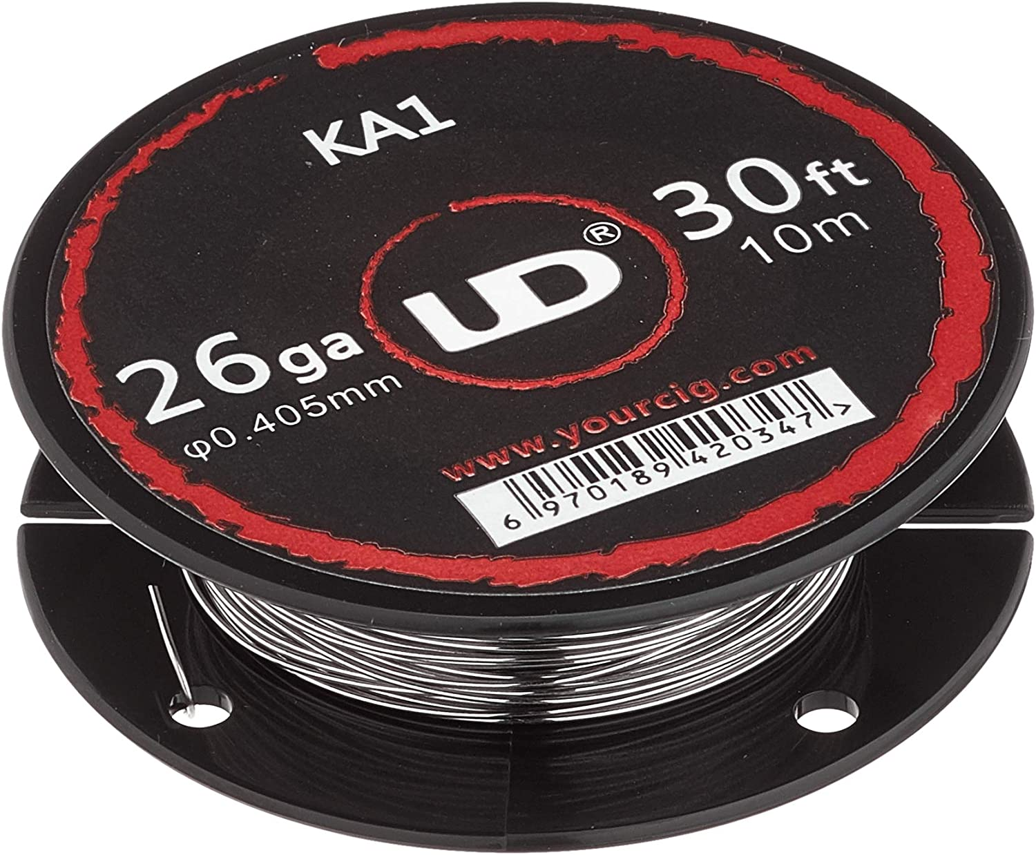 10 metre spool UD Youde wire 0.30 mm Kanthal A1-28 AWG