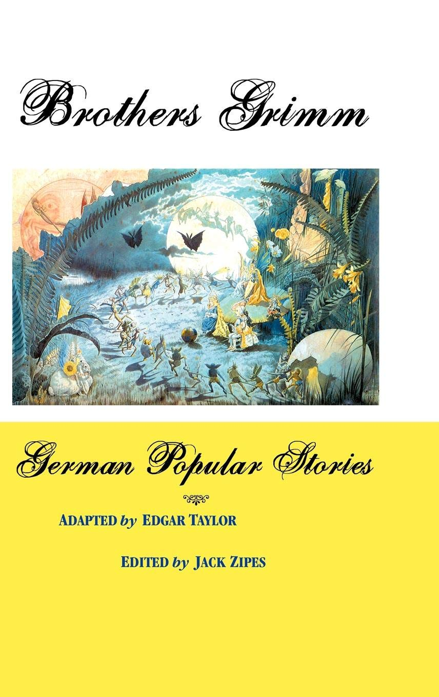 Download German Popular Stories (European Writers) PDF