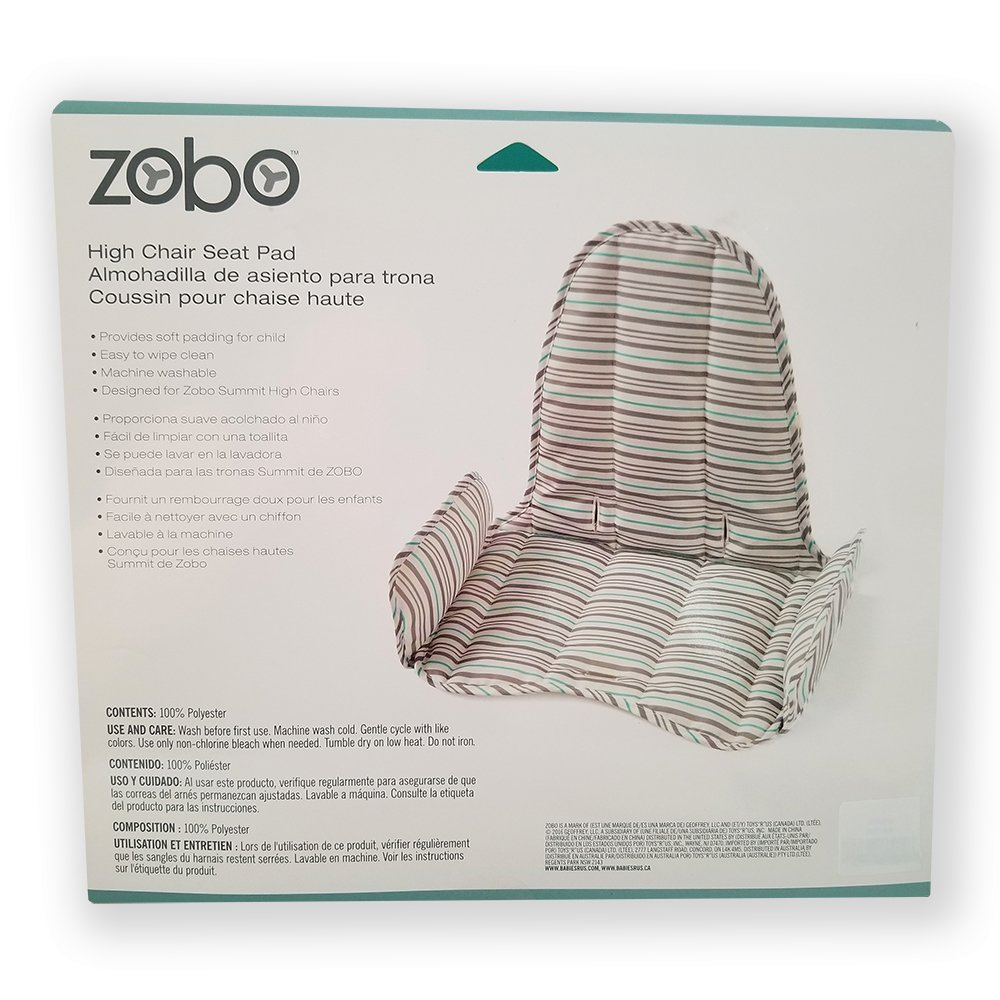 Amazon.com: Zobo High Chair Seat Pad for Summit High Chairs (Whales): Baby