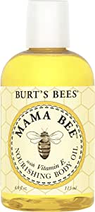 Burt's Bees 100% Natural Mama Bee Nourishing Body Oil, 4 Fl Oz