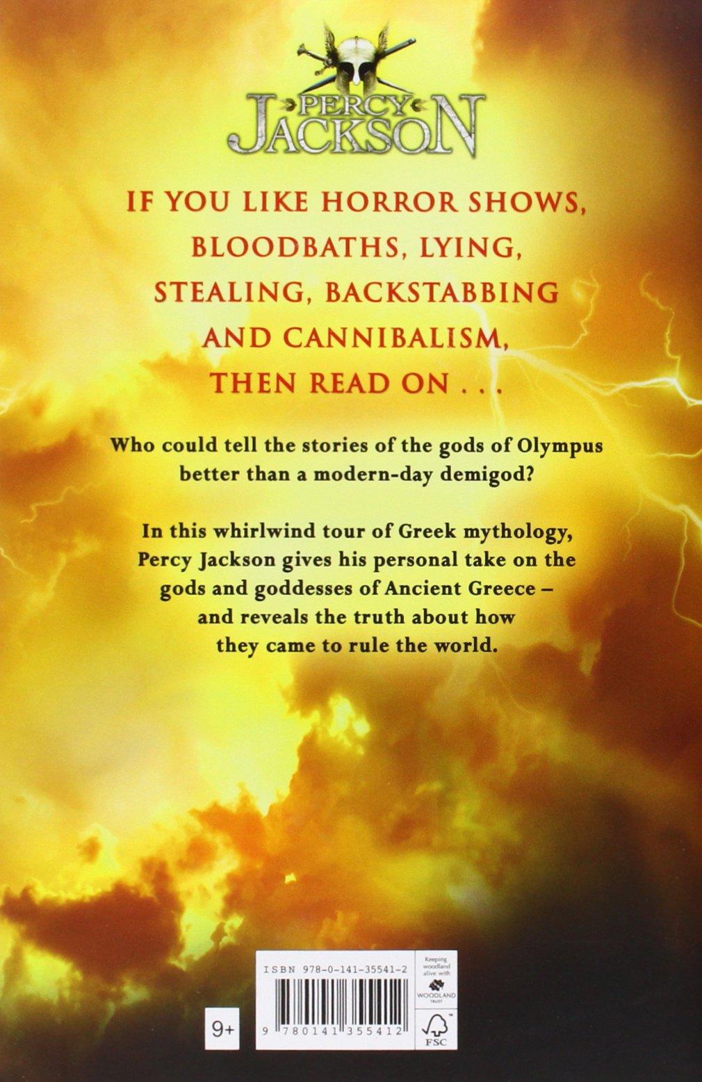 percy jackson and the greek gods percy jackson u0027s greek myths