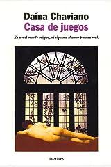 Casa de Juegos Paperback