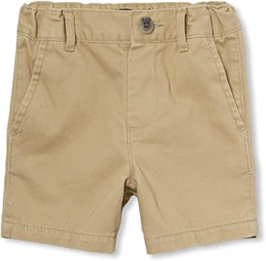 Amazon Com The Children S Place Pantalones Cortos De Gabardina Para Bebes Ninos Clothing