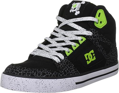 DC Shoes Men's Block Spartan Hi Wc Lace