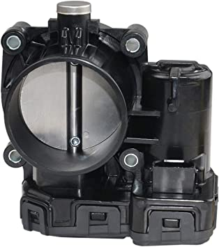 Throttle Body Fit for Jeep Wrangler with 3.8L Engine 2007 4861661AA