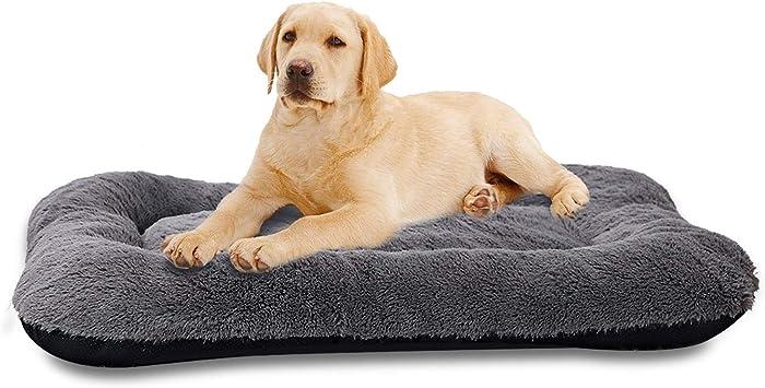 Anwa Dog Bed Medium Size Dogs Washable Dog Crate Bed Cushion Dog Crate Pad Medium Dogs 30 Inch Amazon Co Uk Pet Supplies