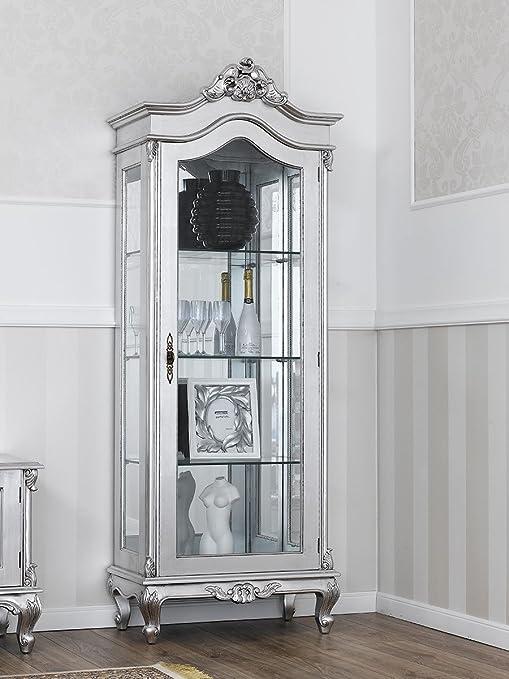 Simone Guarracino Vetrina Chantal Stile Barocco Moderno 1 Porta ...