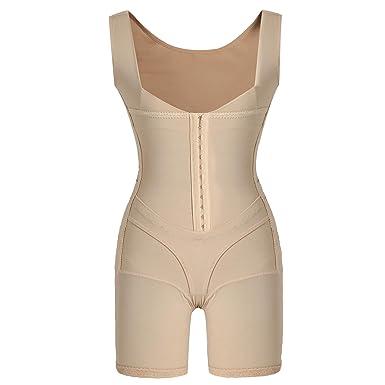 29561768b597b 360° Full Body Shapewear for Women - 2018 Premium Full Body Braless Girdle  Bodysuit (