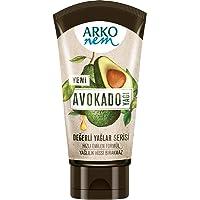 Arko Nem Değerli Yağlar Avokado Yağı Nemlendirici El Kremi, 60 ml