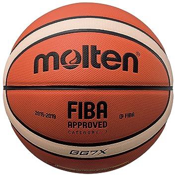 b4edb90e9ad8e Molten X-Series Composite de Basketball, FIBA Approuvé - Bggx ...