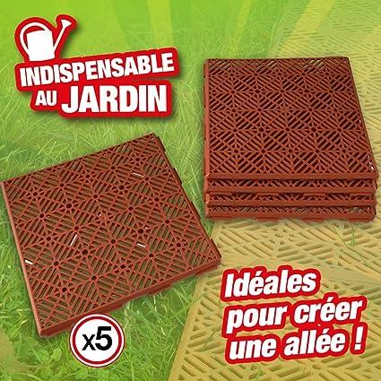 Amazon.com: Mundus 33149 Vegetable Garden Tiles (Pack of 5 ...
